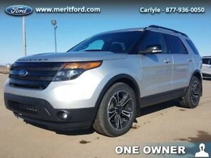 2015 Ford Explorer Sport  - one owner - trade-in
