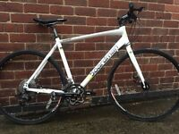 Mens 2014 Boardman Hybrid Comp Bike (6 months warranty)