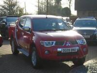 2009 Mitsubishi L200 2.5DI-D ( 134bhp ) ( Smartnav ) Auto Raging Bull