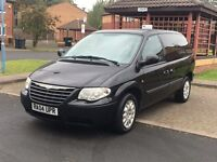 CHRYSLER VOYAGER 2.5 CRD SE LUXURY 7 SEATER