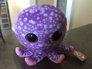 "TY Beanie Boo ""Legs"" the octopus"