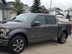 2017 F-150 lariat 502a - no taxes or fees (private)