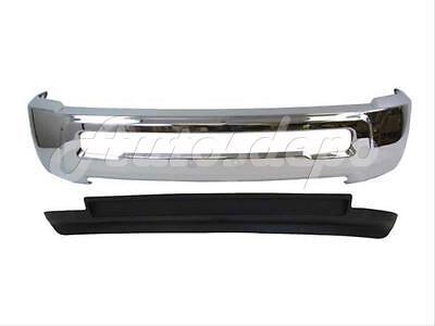 For DODGE RAM 2500 3500 4WD 2010-2012 FRONT BUMPER BAR CHR AIR DAM W/O FOG HO