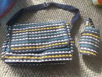 Mothercare Baby Bag- new condition and has very genuinely NEVER been used