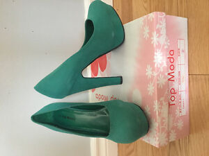 New in box shoes