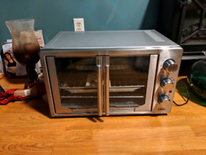 Oster French Door toaster oven