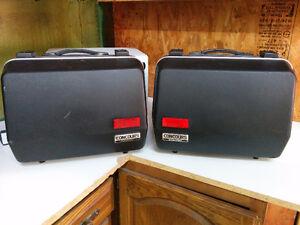 Kawasaki Concours saddle bags