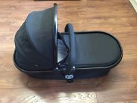 Icandy peach 3 carry cot jet