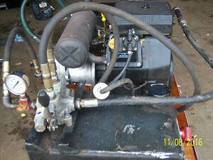 portable hydraulic system Kitchener / Waterloo Kitchener Area image 3