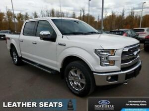 2015 Ford F-150 Lariat|Twin Panel Moonroof|FX4 Off Road Pkg|Chro