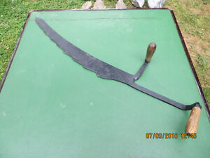 Vintage Farm Implement - Silage Knife London Ontario image 1