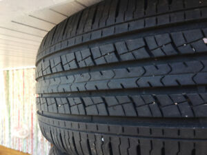 Kumho Solus All Season Tires (From Dodge Journey)