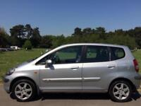 2004 HONDA JAZZ 1.4i-DSI SE SPORT, PETROL, MANUAL, 5-DOOR ***LONG MOT APRIL 2019