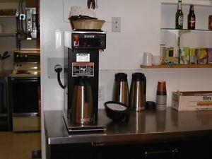 Bunn Restaurant Grade Carafe Style Coffee Brewer