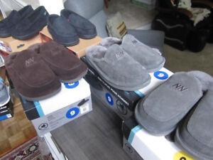 Mens Slippers, Nuknuuk 8, 9 - $15; Woolrich, 8, 9, 10 - $12 BNIB
