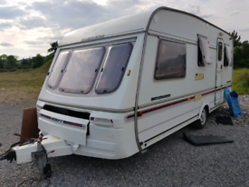 Swift Challenger 490E 5 Berth Caravan