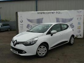 2014 RENAULT CLIO 1.5 EXPRESSION PLUS ENERGY DCI ECO2 S/S 1 OWNER HATCHBACK DIE