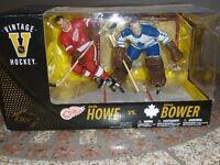 McFarlane Gordie Howe - Johnny Bower