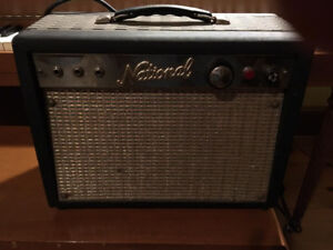Vintage 1964 National 1210 5w Guitar Amp (made by Valco)