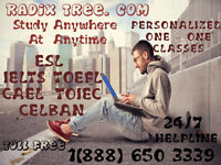 English Tutors Online Exam Preparation, Ielts, Celpip, Celban