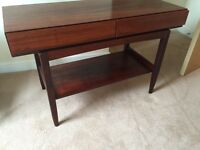 Table desk dunning table nice real wood