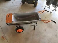 8 in 1 yard/garden cart for sale - brand new