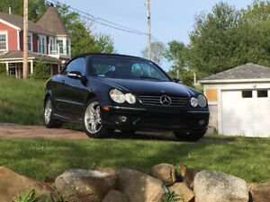 AWESOME .....2004 Mercedes CLK 55 AMG Convertible