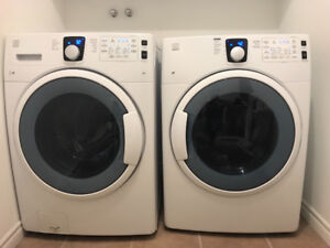Duo laveuse sécheuse frontale  Kenmore