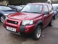 2006 56 Land Rover Freelander 2.0Td4 2006MY Freestyle