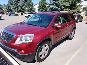 2010 Gmc Acadia awd  for sale or trade