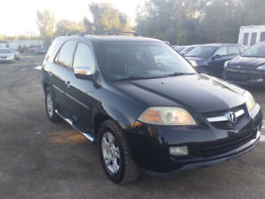 2006 Acura MDX 7 seater all wheele drive