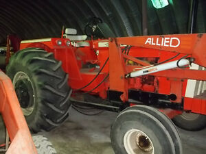 ALLIS CHALMERS TRACTOR COLLECTION including D-21