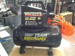 Compresseur Team Mechanix