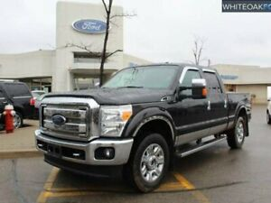 2015 Ford F-350 Lariat 4x4 SD Crew Cab 156.0 in. WB