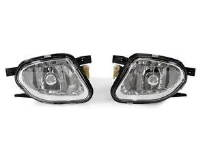DEPO 07-09 Dodge Sprinter Replacement Fog Light Lamp Set Left + Right New