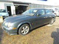 Jaguar S-TYPE 3.0 BREAKING FOR PARTS NOW CALL 01992 468 146