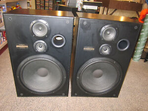 Set Of 150 Watt PIONEER Speakers For Sale
