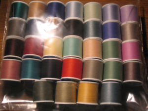 Coats & Clark Dual Duty or Hand Quilting Thread - Only 50 Cents!