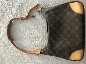 Preloved Louis Vuitton Boulogne 30 As is