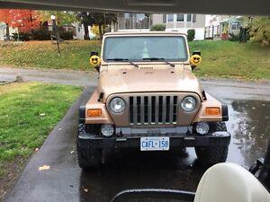 Tj jeep