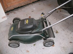 yardworks lawnmower