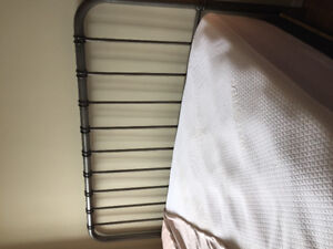 King bed with frame head n foot board