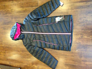 Spyder Girls Size XLG (14/16) Timeless Long Jacket