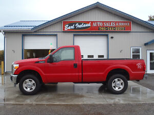 2011 Ford F-250 Longbox Pickup Truck 4x4