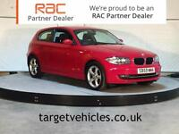 2009 BMW 116 2.0TD SPORT ~£30 PER YEAR ROAD TAX!~FULL BMW HISTORY~