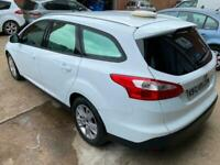 2014 Ford Focus 1.6TDCi Ex Police Dog Van K9 Unit Large Kennels A/C £20 Tax MOT