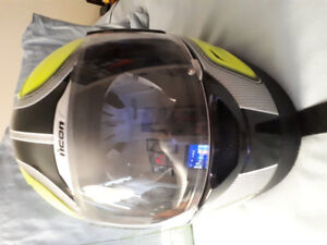 ICON MOTORCYCLE HELMET SIZE S