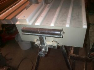 220 volts power feed  edge sander with table Kitchener / Waterloo Kitchener Area image 5