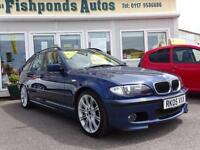 2005 BMW 3 Series 2.0 318i Sport Touring 5dr
