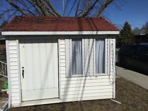 Shed 10x8 for sale! Only available from May 27th!